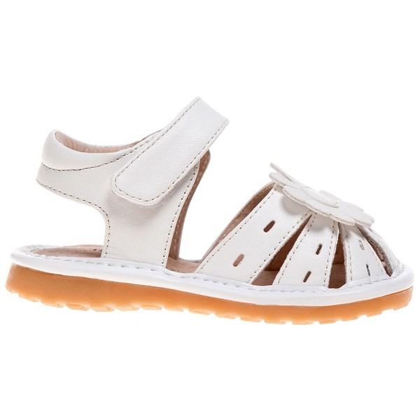 leather sandals squeak walking sandals